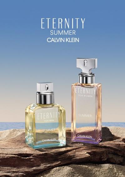 Calvin Klein Eternity Summer for Men & Women