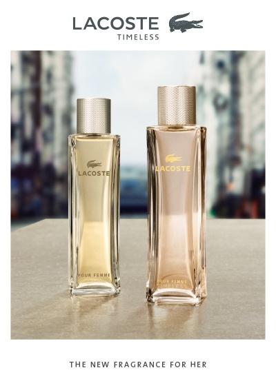 Lacoste Pour Femme Timeless Eau de Parfum